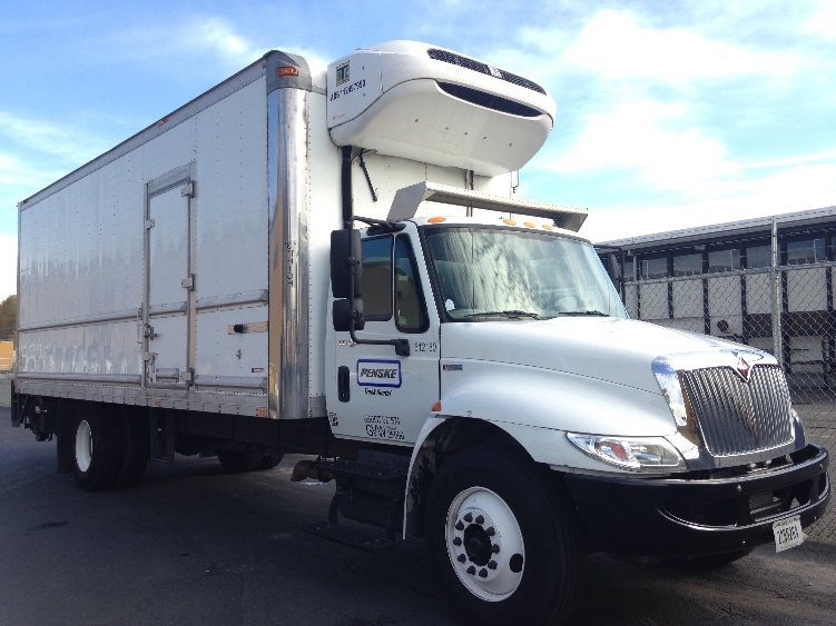 Reefer Truck-Light and Medium Duty Trucks-International-2012-4300-TACOMA-WA-145,987 miles-$42,750