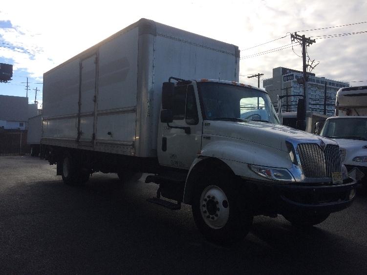Medium Duty Box Truck-Light and Medium Duty Trucks-International-2012-4300-NORTH BERGEN-NJ-113,153 miles-$28,750