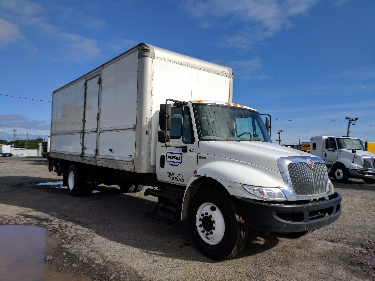 Medium Duty Box Truck-Light and Medium Duty Trucks-International-2012-4300-LAWRENCE-MA-179,314 miles-$29,000