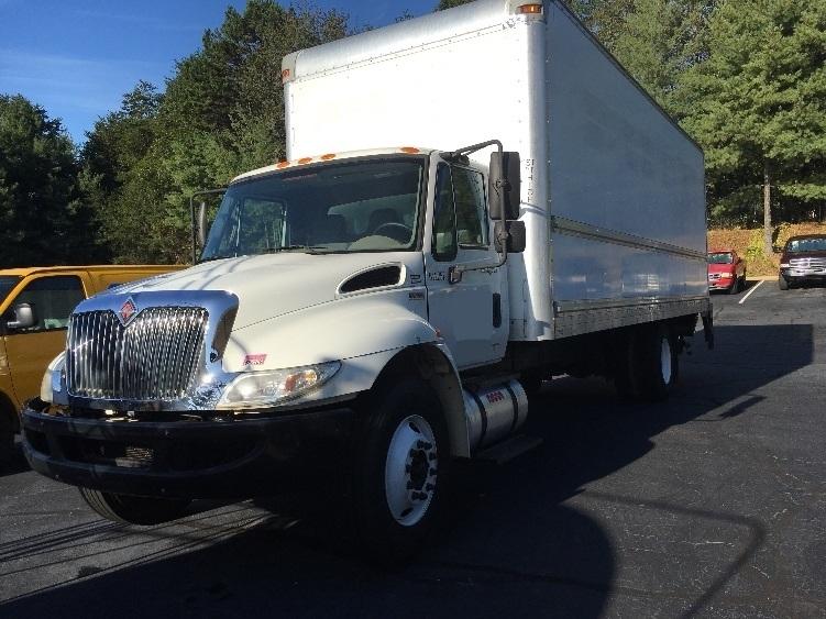 Medium Duty Box Truck-Light and Medium Duty Trucks-International-2012-4300-CONOVER-NC-156,500 miles-$31,000