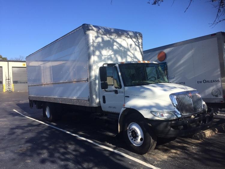Medium Duty Box Truck-Light and Medium Duty Trucks-International-2012-4300-CHARLOTTE-NC-196,834 miles-$9,000