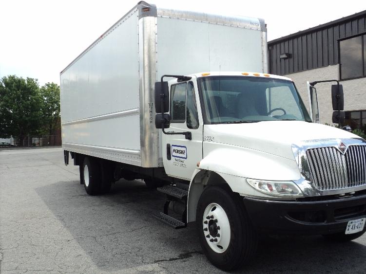 Medium Duty Box Truck-Light and Medium Duty Trucks-International-2012-4300-GREENSBORO-NC-207,496 miles-$24,000