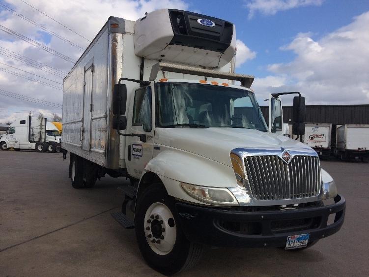 Reefer Truck-Light and Medium Duty Trucks-International-2012-4300-HOUSTON-TX-158,721 miles-$41,000