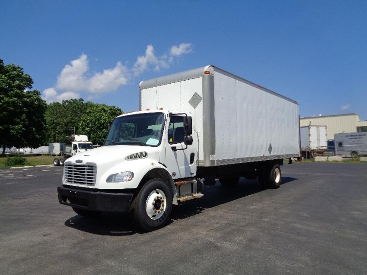Medium Duty Box Truck-Light and Medium Duty Trucks-Freightliner-2012-M2-LONDON-ON-427,731 km-$29,000