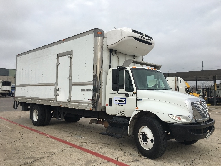 Reefer Truck-Light and Medium Duty Trucks-International-2012-4300-HOUSTON-TX-183,949 miles-$30,500