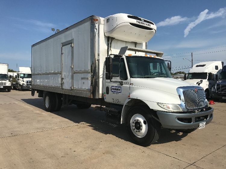 Reefer Truck-Light and Medium Duty Trucks-International-2012-4300-DALLAS-TX-197,289 miles-$30,250