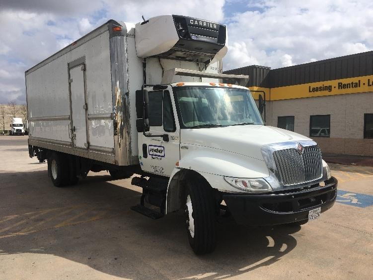 Reefer Truck-Light and Medium Duty Trucks-International-2012-4300-HOUSTON-TX-200,000 miles-$32,750