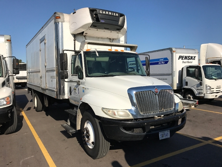 Reefer Truck-Light and Medium Duty Trucks-International-2012-4300-HAMMOND-LA-193,900 miles-$40,750