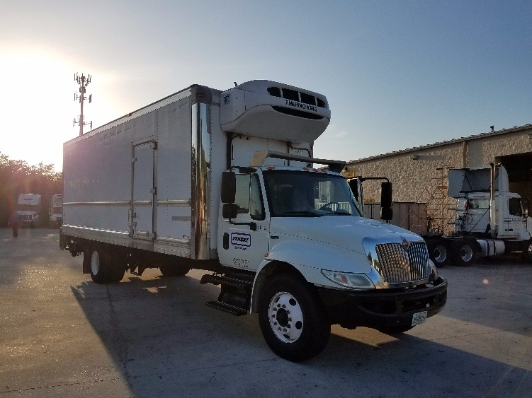 Reefer Truck-Light and Medium Duty Trucks-International-2012-4300-TAMPA-FL-168,827 miles-$36,500