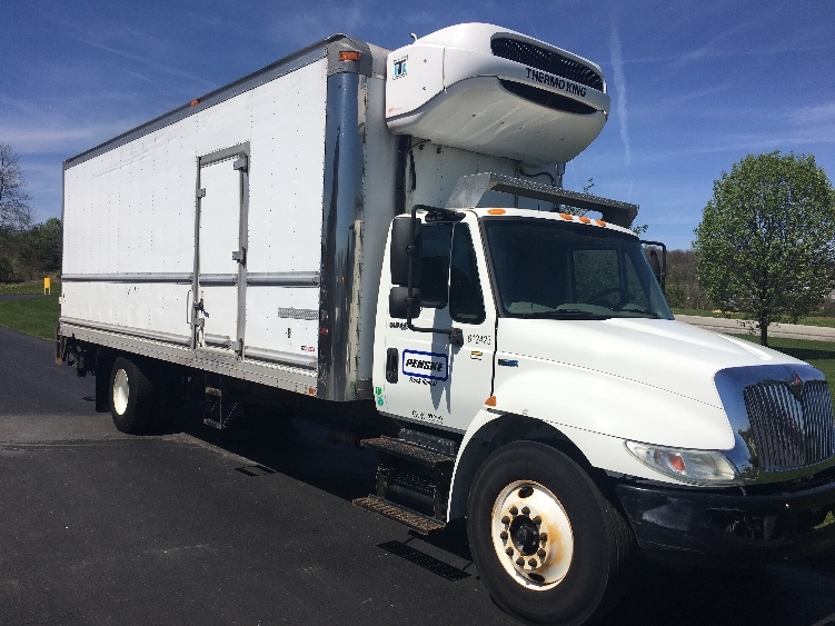 Reefer Truck-Light and Medium Duty Trucks-International-2012-4300-PITTSBURGH-PA-160,679 miles-$34,500