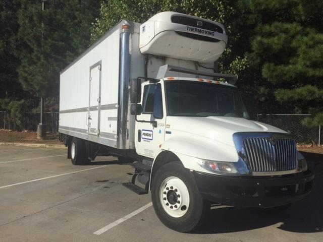 Reefer Truck-Light and Medium Duty Trucks-International-2012-4300-FOREST PARK-GA-223,129 miles-$33,500