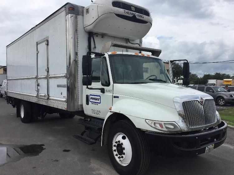 Reefer Truck-Light and Medium Duty Trucks-International-2012-4300-TAMPA-FL-184,870 miles-$34,250