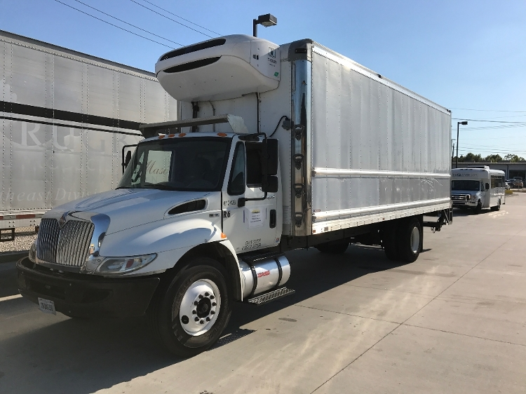 Reefer Truck-Light and Medium Duty Trucks-International-2012-4300-HAMMOND-LA-173,932 miles-$43,000