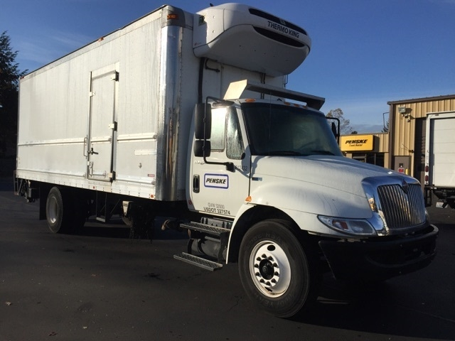 Reefer Truck-Light and Medium Duty Trucks-International-2012-4300-KENT-WA-255,995 miles-$23,500
