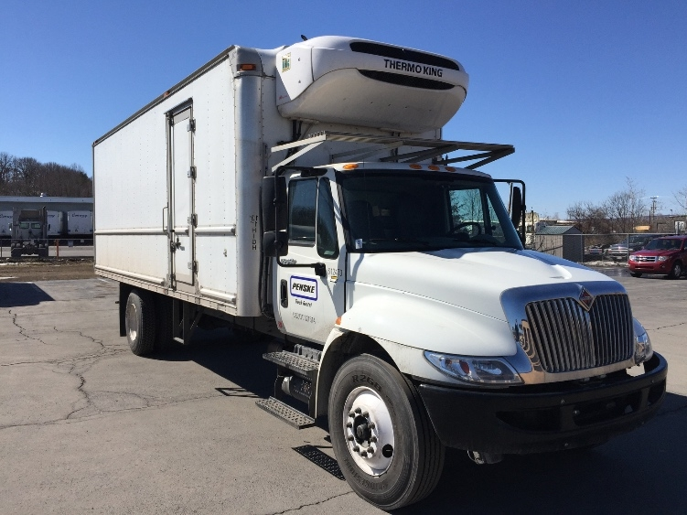 Reefer Truck-Light and Medium Duty Trucks-International-2012-4300-JESSUP-PA-171,608 miles-$28,000