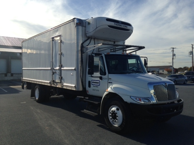 Reefer Truck-Light and Medium Duty Trucks-International-2012-4300-LANCASTER-PA-206,177 miles-$26,750