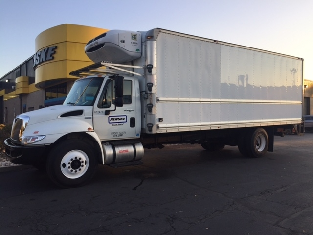 Reefer Truck-Light and Medium Duty Trucks-International-2012-4300-READING-PA-213,374 miles-$26,500