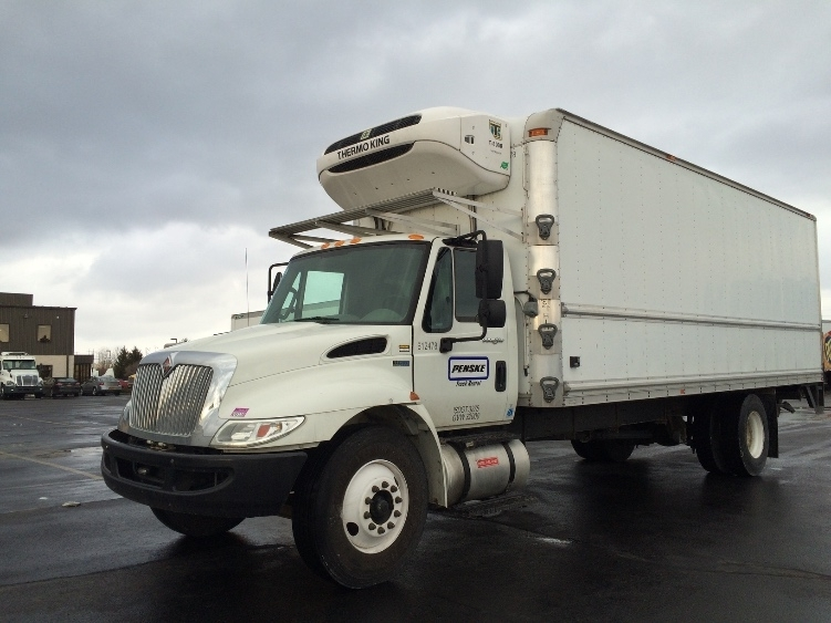 Reefer Truck-Light and Medium Duty Trucks-International-2012-4300-ROCHESTER-NY-141,530 miles-$26,000