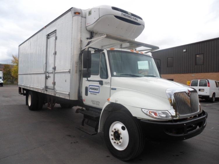 Reefer Truck-Light and Medium Duty Trucks-International-2012-4300-EAST SYRACUSE-NY-141,024 miles-$30,500