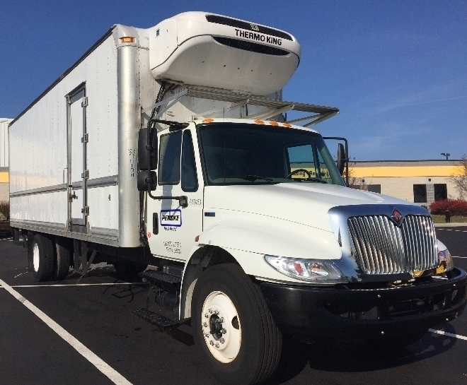 Reefer Truck-Light and Medium Duty Trucks-International-2012-4300-ROCHESTER-NY-172,119 miles-$25,250