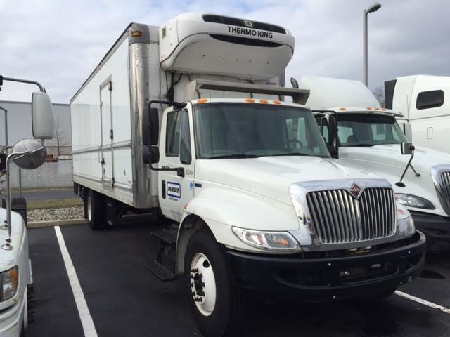 Reefer Truck-Light and Medium Duty Trucks-International-2012-4300-SWEDESBORO-NJ-155,239 miles-$42,250