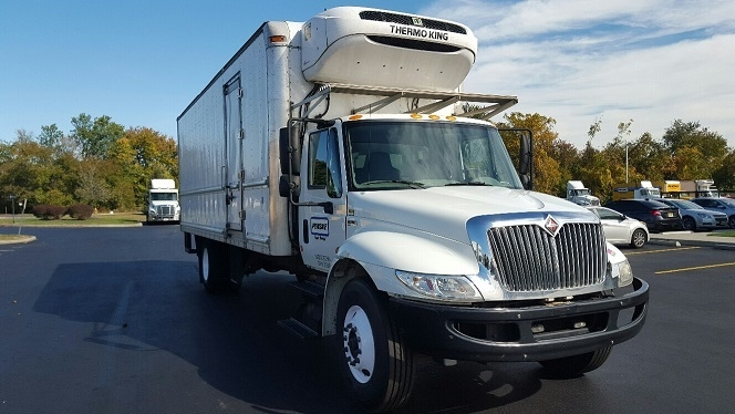 Reefer Truck-Light and Medium Duty Trucks-International-2012-4300-SWEDESBORO-NJ-184,082 miles-$37,500
