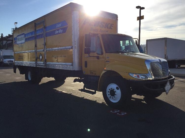 Medium Duty Box Truck-Light and Medium Duty Trucks-International-2012-4300-PITTSBURGH-PA-188,815 miles-$24,500