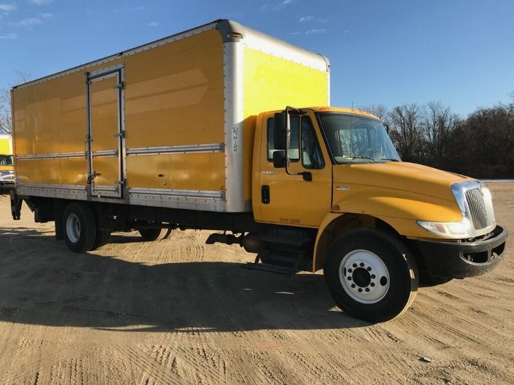Medium Duty Box Truck-Light and Medium Duty Trucks-International-2012-4300-BENSALEM-PA-146,922 miles-$23,750