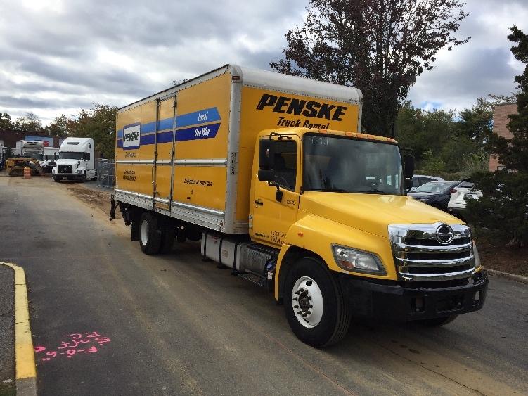 Medium Duty Box Truck-Light and Medium Duty Trucks-Hino-2012-338-WEST BABYLON-NY-140,612 miles-$40,500