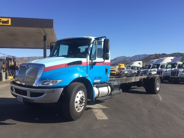 Cab and Chassis Truck-Light and Medium Duty Trucks-International-2012-4300-TORRANCE-CA-115,385 miles-$29,000
