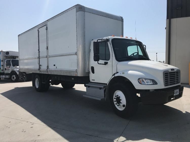 Medium Duty Box Truck-Light and Medium Duty Trucks-Freightliner-2012-M2-HAMMOND-LA-168,494 miles-$40,500