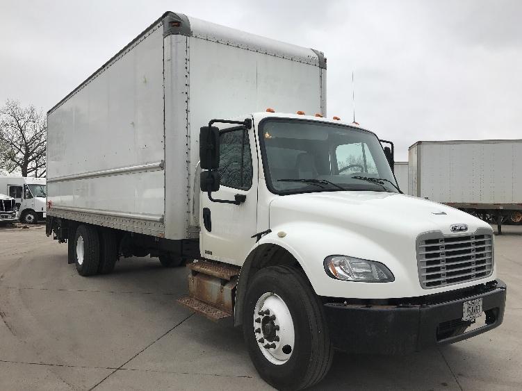 Medium Duty Box Truck-Light and Medium Duty Trucks-Freightliner-2012-M2-DES MOINES-IA-397,111 miles-$22,250