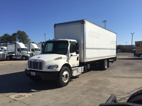 Medium Duty Box Truck-Light and Medium Duty Trucks-Freightliner-2012-M2-HOMEWOOD-AL-295,467 miles-$33,750