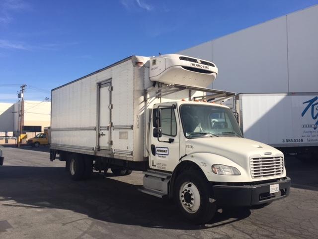 Reefer Truck-Light and Medium Duty Trucks-Freightliner-2012-M2-TORRANCE-CA-161,235 miles-$44,250