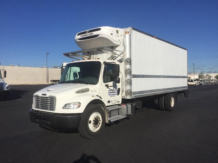 Reefer Truck-Light and Medium Duty Trucks-Freightliner-2012-M2-LAS VEGAS-NV-239,658 miles-$37,250