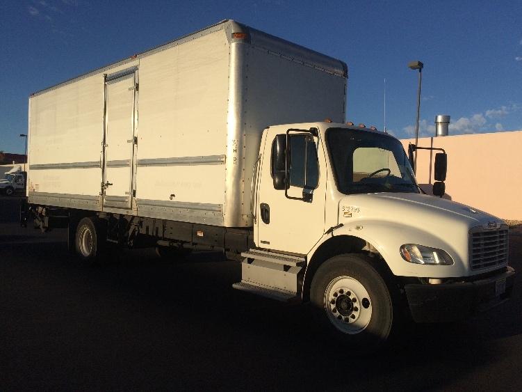 Medium Duty Box Truck-Light and Medium Duty Trucks-Freightliner-2012-M2-LAS VEGAS-NV-203,157 miles-$43,500