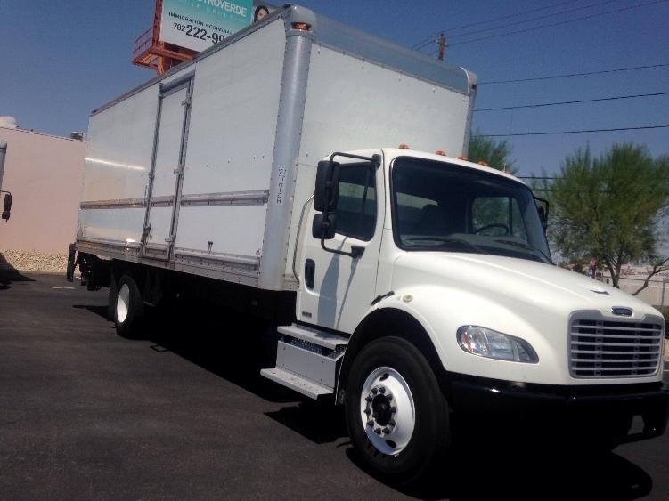 Medium Duty Box Truck-Light and Medium Duty Trucks-Freightliner-2012-M2-LAS VEGAS-NV-248,452 miles-$37,500