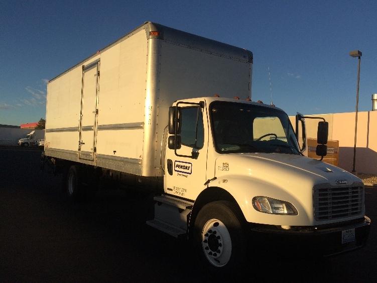 Medium Duty Box Truck-Light and Medium Duty Trucks-Freightliner-2012-M2-LAS VEGAS-NV-196,598 miles-$44,000