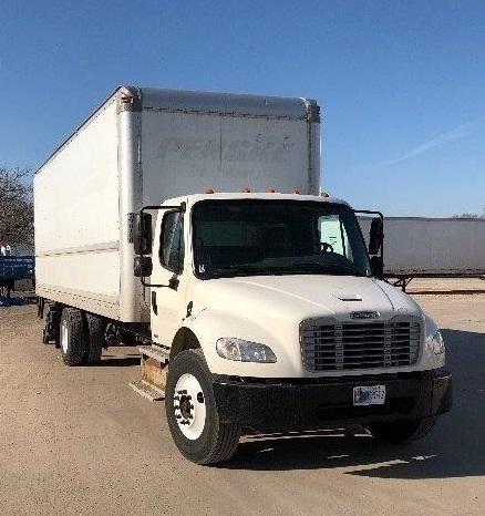 Medium Duty Box Truck-Light and Medium Duty Trucks-Freightliner-2012-M2-DES MOINES-IA-386,323 miles-$21,750