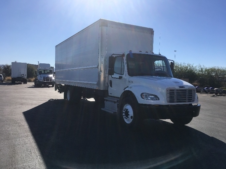 Medium Duty Box Truck-Light and Medium Duty Trucks-Freightliner-2012-M2-PHOENIX-AZ-116,373 miles-$43,250