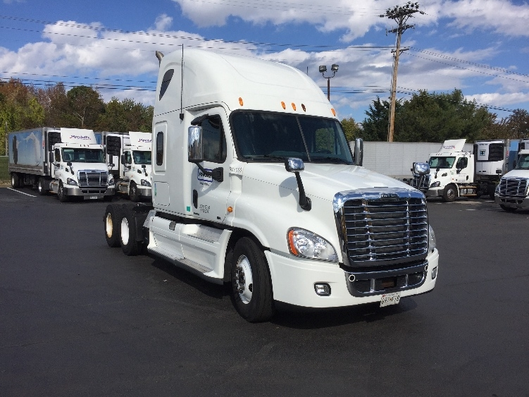 Sleeper Tractor-Heavy Duty Tractors-Freightliner-2012-Cascadia 12564ST-BALTIMORE-MD-526,126 miles-$39,250