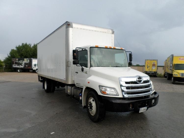 Medium Duty Box Truck-Light and Medium Duty Trucks-Hino-2012-268-MADISON-AL-171,743 miles-$39,000
