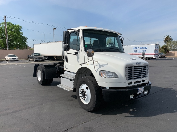 Day Cab Tractor-Heavy Duty Tractors-Freightliner-2012-M2-WEST SACRAMENTO-CA-61,371 miles-$42,000