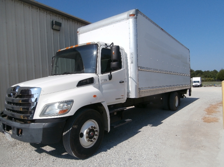 Medium Duty Box Truck-Light and Medium Duty Trucks-Hino-2012-268-TUSCUMBIA-AL-145,969 miles-$42,750