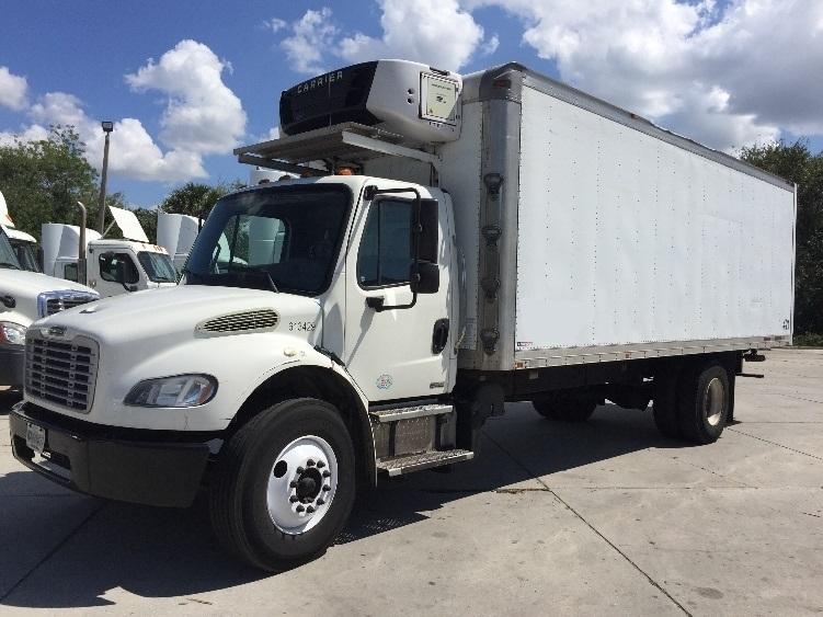 Reefer Truck-Light and Medium Duty Trucks-Freightliner-2012-M2-SARASOTA-FL-256,874 miles-$31,750