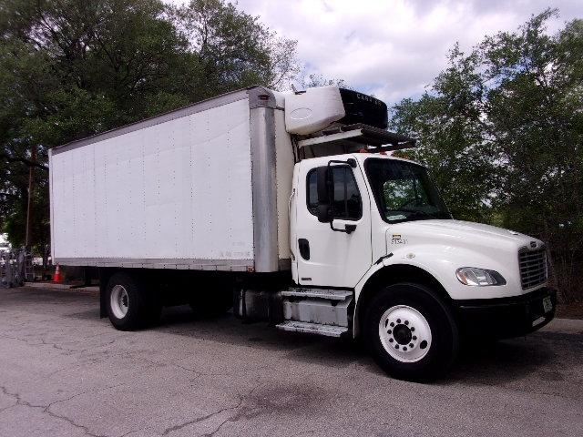 Reefer Truck-Light and Medium Duty Trucks-Freightliner-2012-M2-JACKSONVILLE-FL-322,514 miles-$29,000