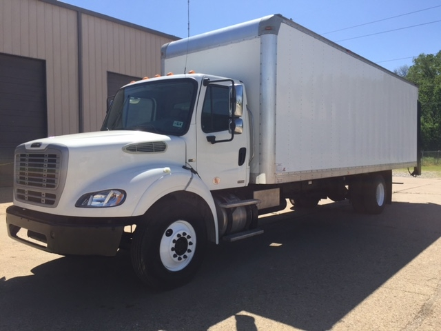 Medium Duty Box Truck-Light and Medium Duty Trucks-Freightliner-2012-M211242S-ALEXANDRIA-LA-504,153 miles-$28,000
