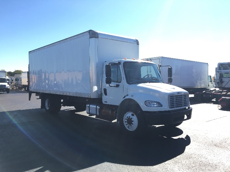 Medium Duty Box Truck-Light and Medium Duty Trucks-Freightliner-2012-M2-WARREN-MI-109,587 miles-$40,000
