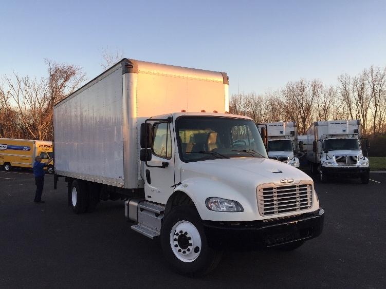 Medium Duty Box Truck-Light and Medium Duty Trucks-Freightliner-2012-M2-WARREN-MI-105,813 miles-$36,250