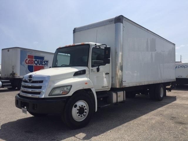 Medium Duty Box Truck-Light and Medium Duty Trucks-Hino-2012-268-MONTGOMERY-AL-331,094 miles-$25,500